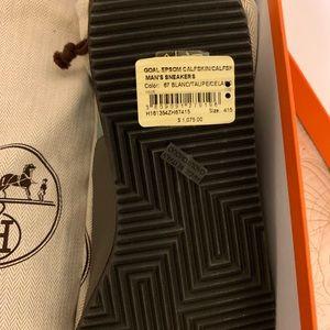 Hermes Shoes - New authentic Hermes men's shoes (never worn)